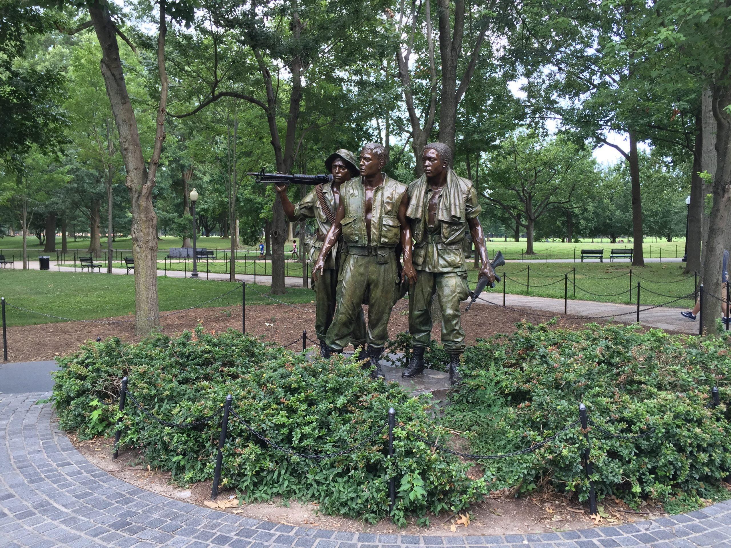 Monumento Veterani del Vietnam