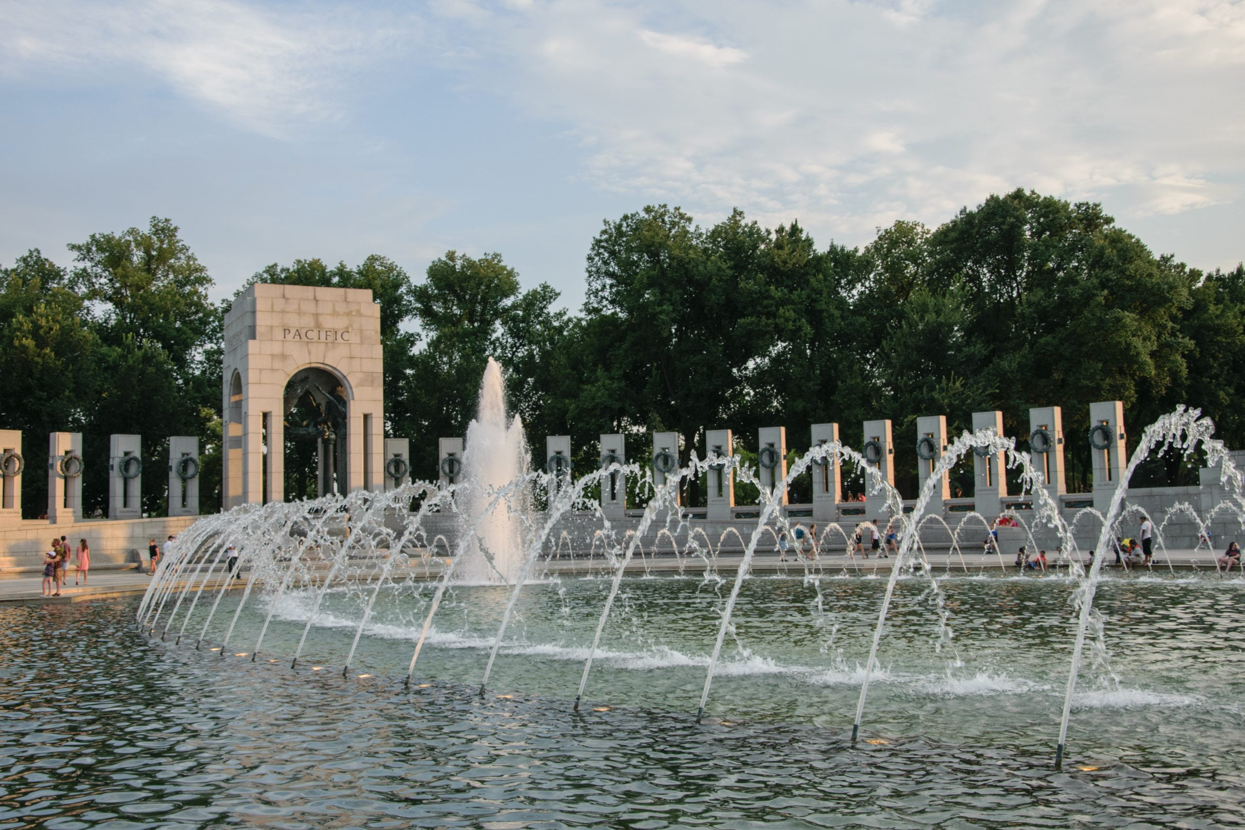 memoriale seconda guerra mondiale