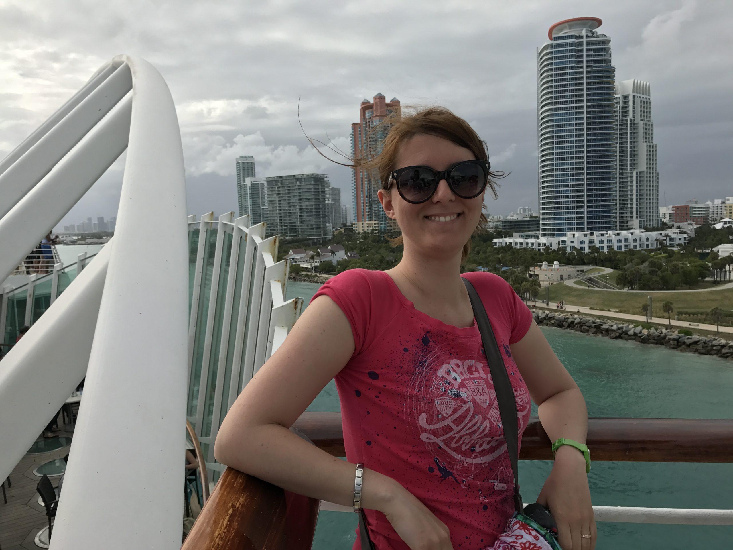 Partenza da Miami