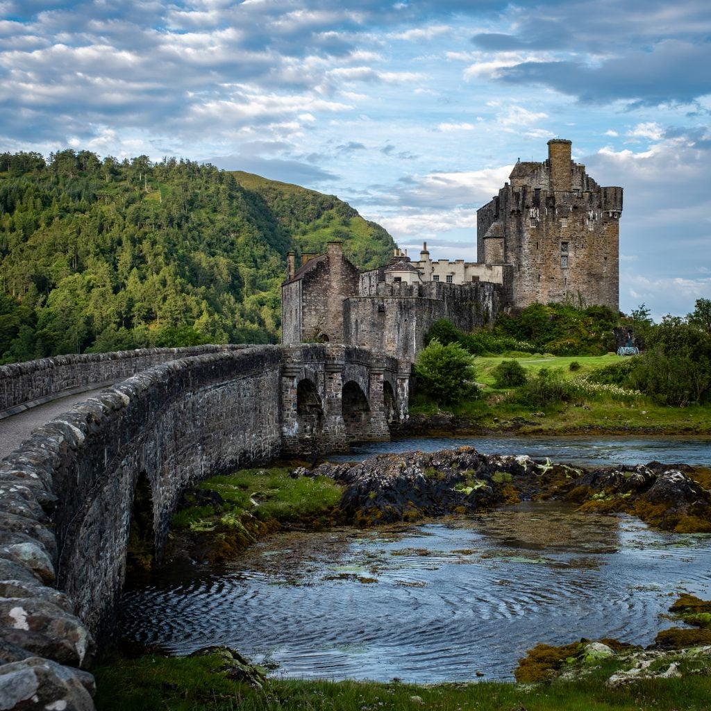 castelli scozzesi Eilean Donan Castle