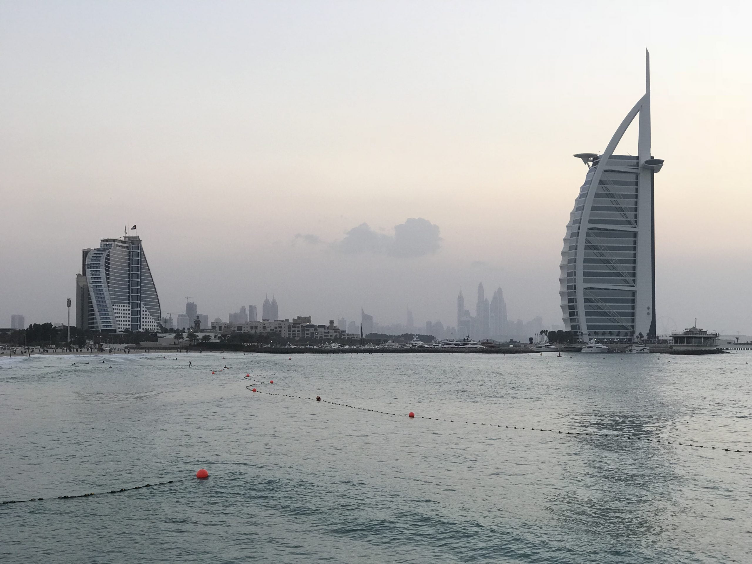 Afternoon Tea al Burj al Arab – Dubai
