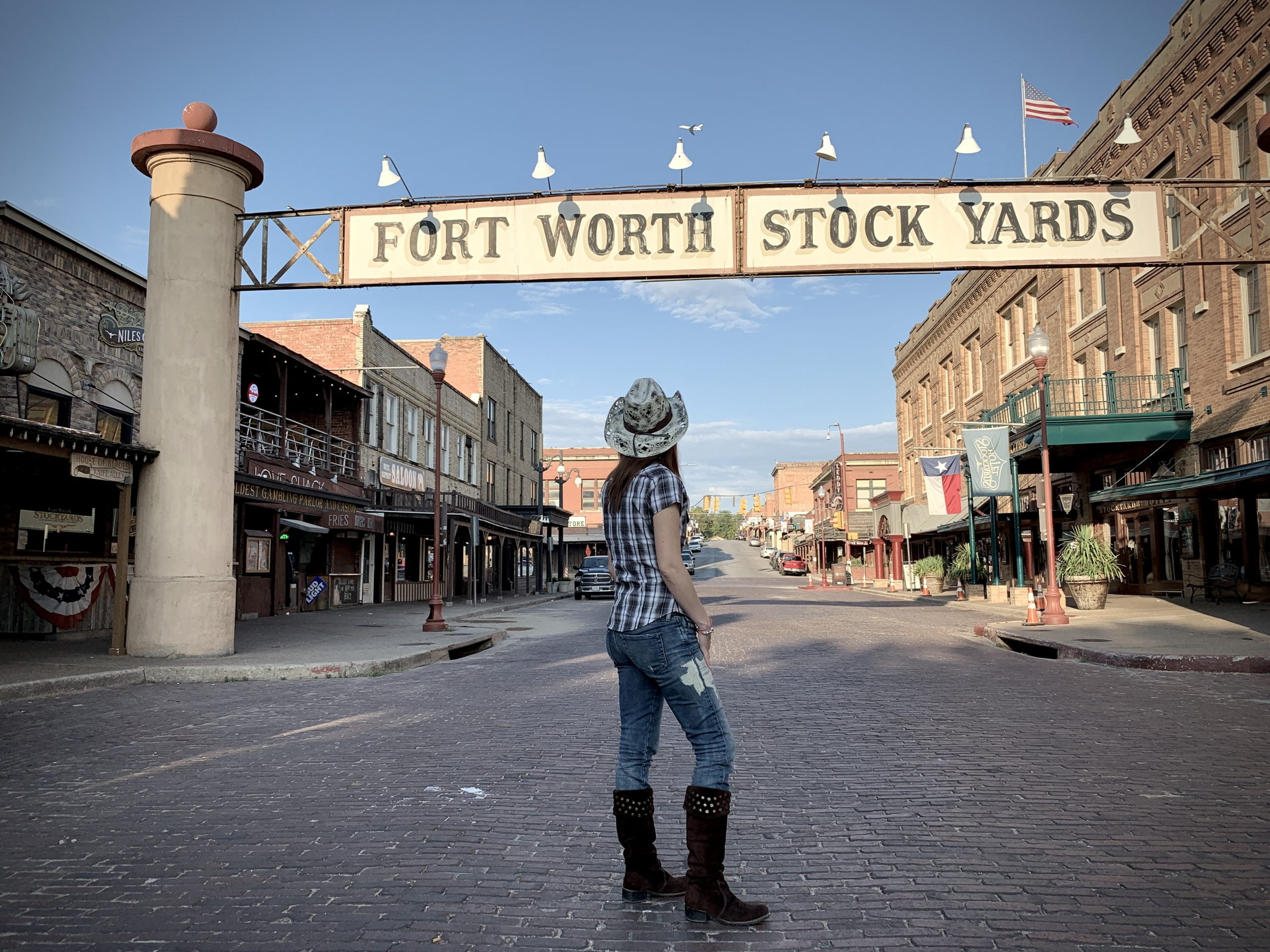 Stockyard Fort Worth - Texas
