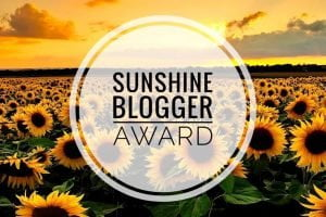 Sunshine Blogger Award 2020: la nostra nomination!
