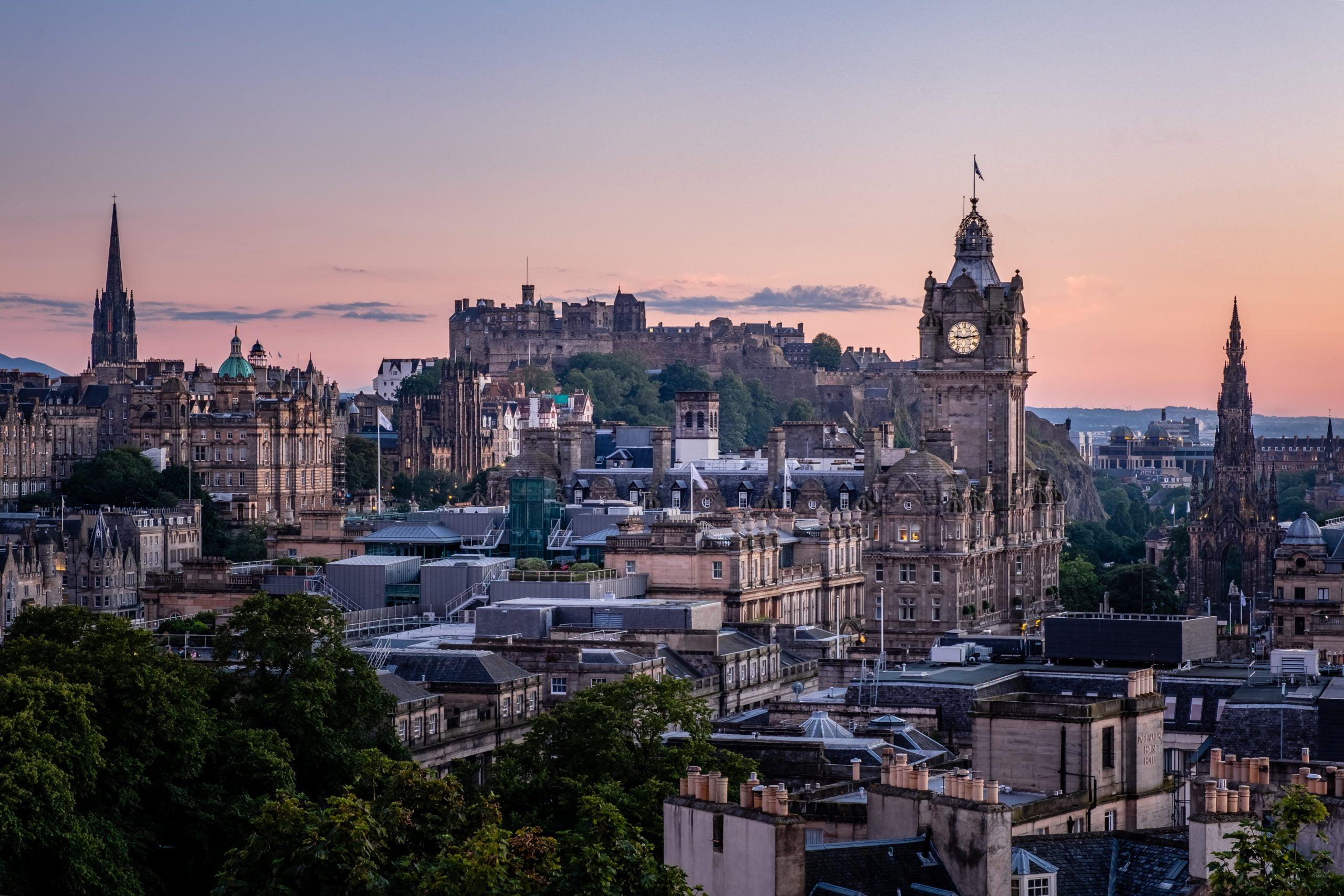 Cosa vedere ad Edimburgo in un weekend