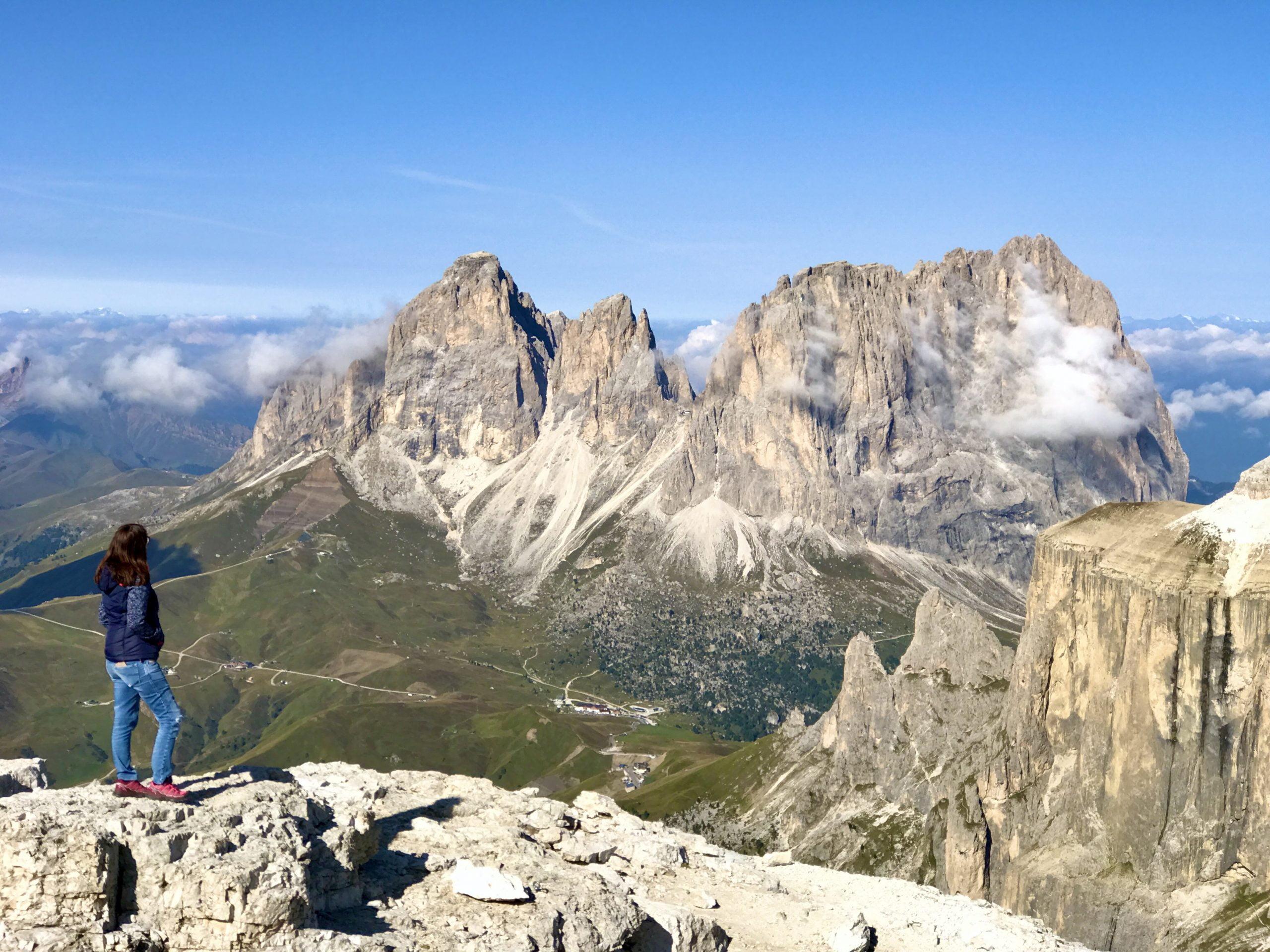 Panorama Terrazza delle Dolomiti