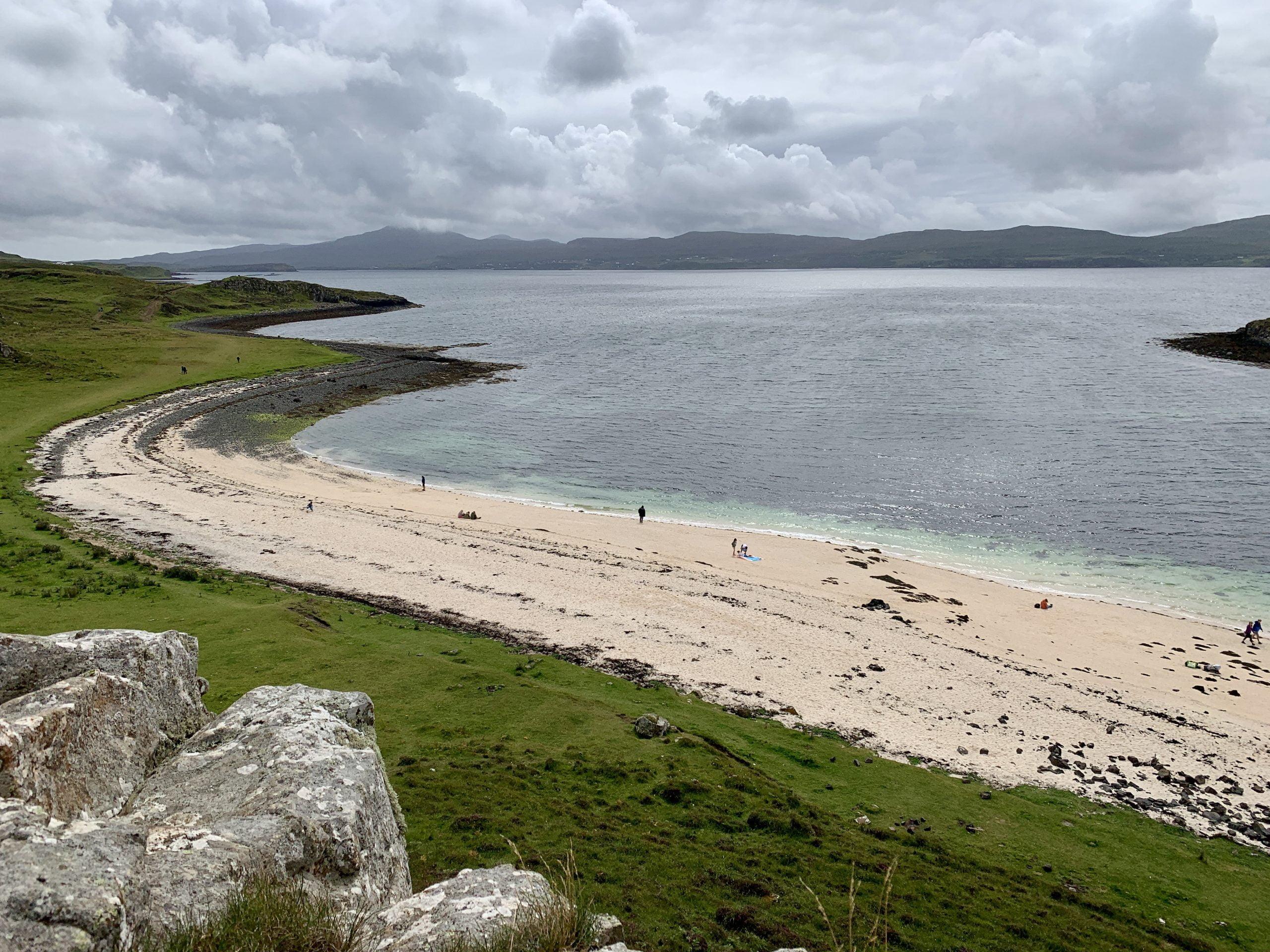 Coral Beach - Isola di Skye
