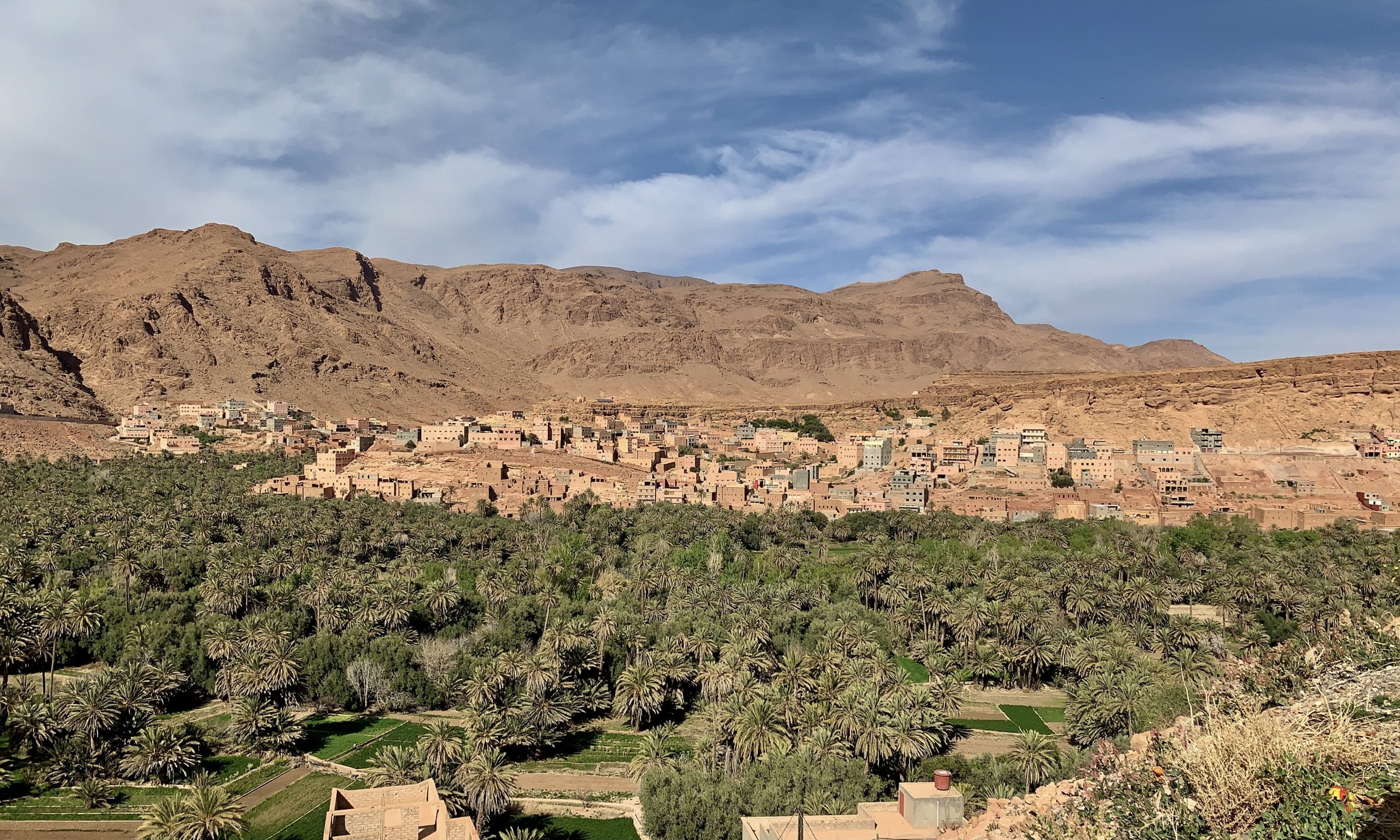Marocco: pranzo a casa di una famiglia berbera