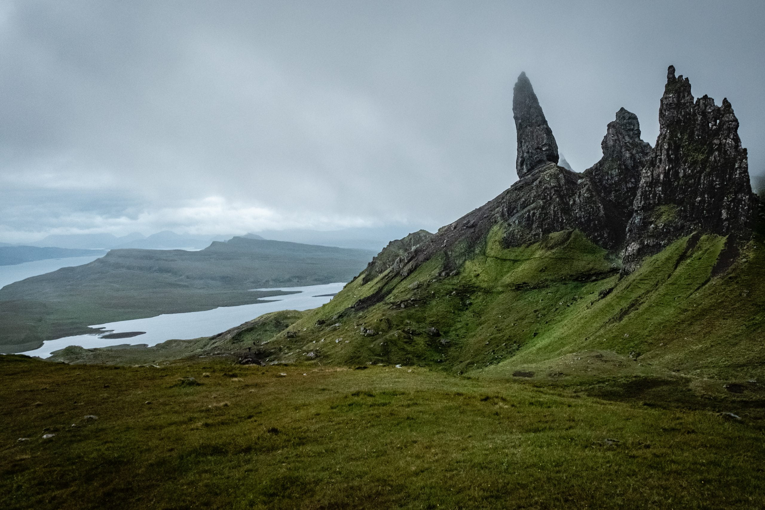 The Old Man of Storr - Isola di Skye Scozia