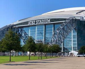 Visitare l'AT&T Stadium, la casa dei Dallas Cowboys