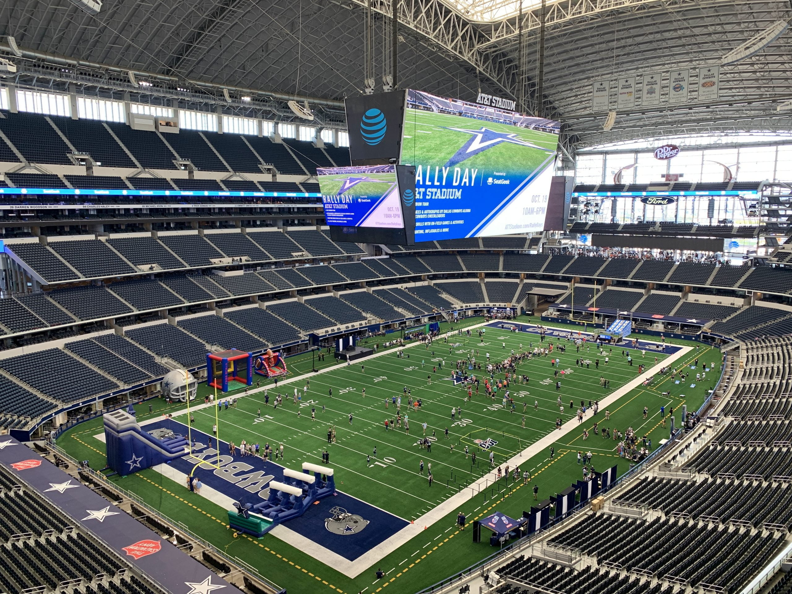 AT&T Stadium Texas