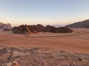 Wadi Rum Station: la ferrovia nel deserto della Giordania