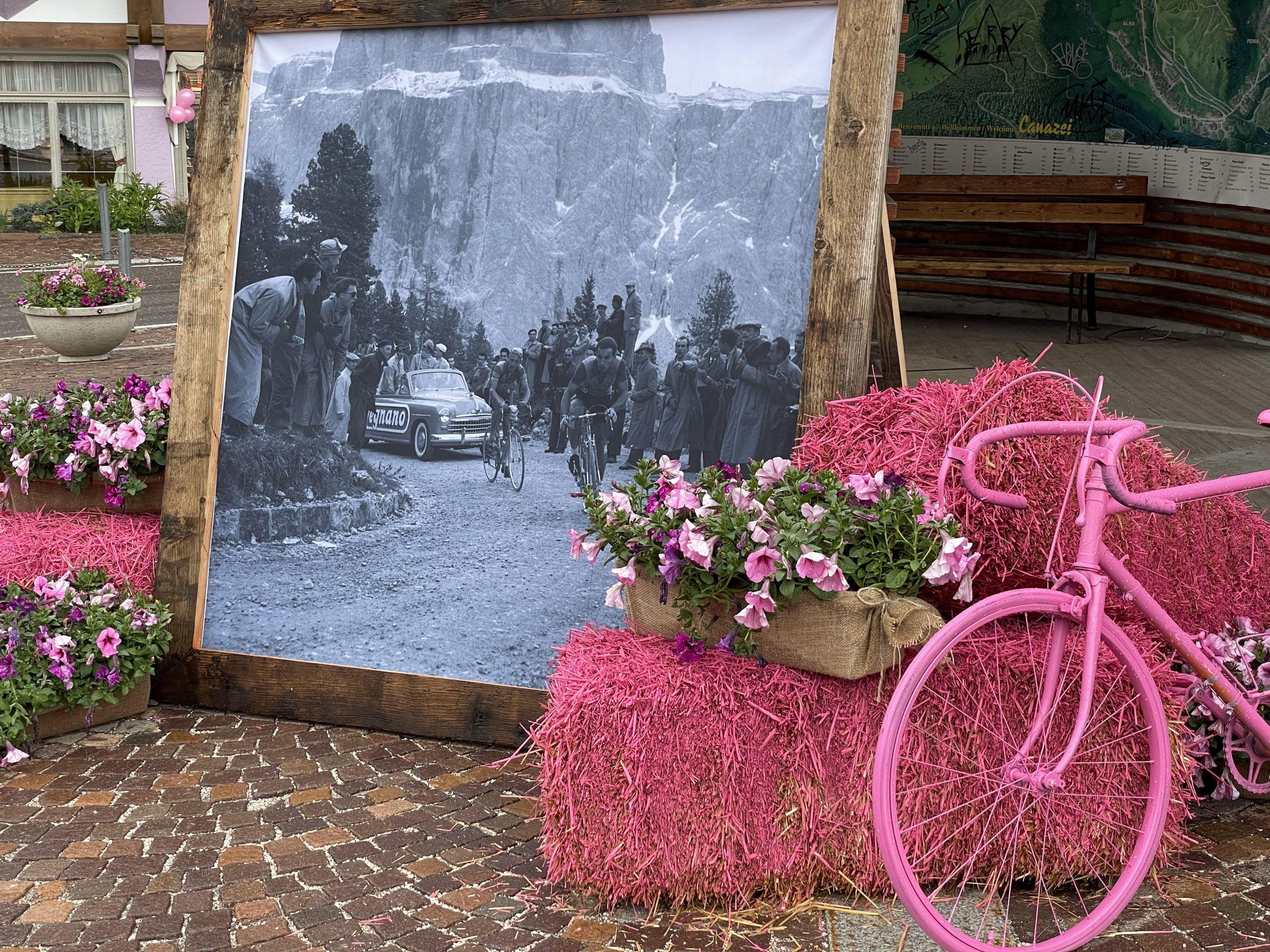 Canazei Giro d'Italia