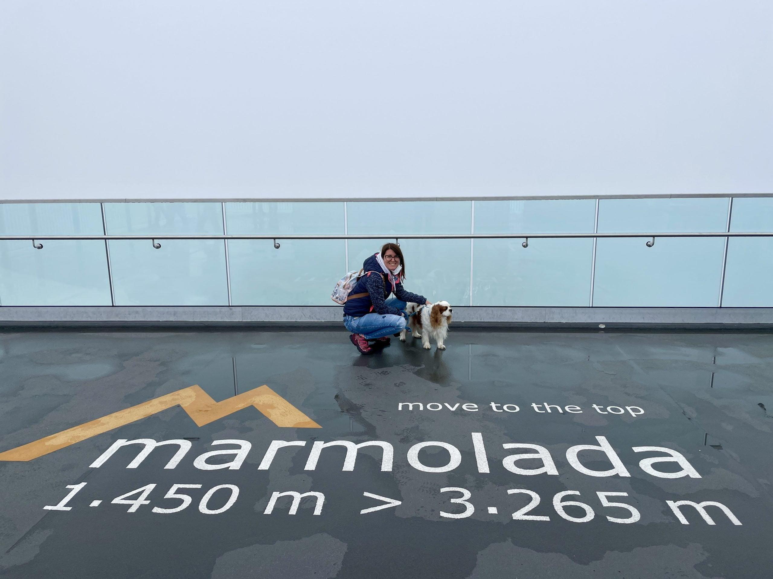Terrazza di Punta Rocca 3.265 m